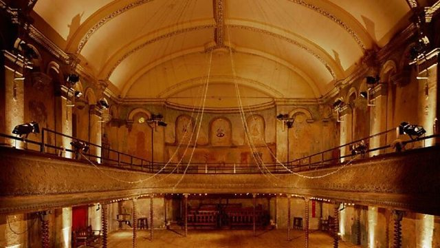 Interior of Wliton's Music Hall